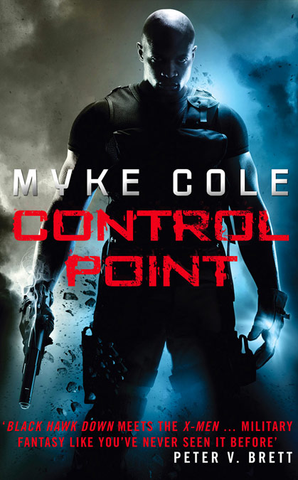 Myke Cole - Control Point - UK