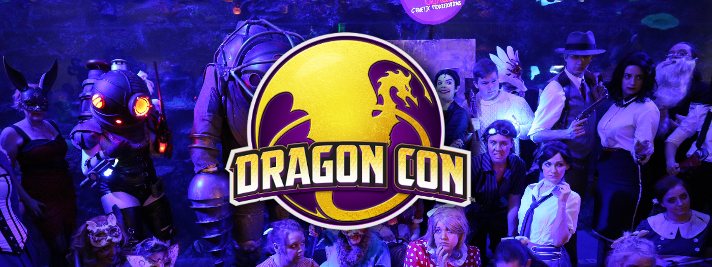 DragonCon 2017 Schedule