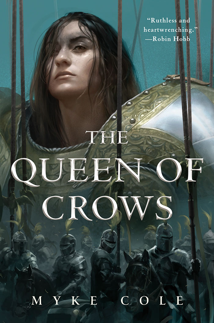 The Queen of Crows - Myke Cole